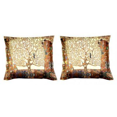 Fodere Cuscini Klimt Albero della Vita