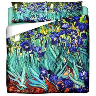 Copripiumino Iris   Van Gogh